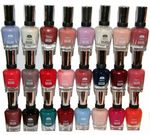 24 x Sally Hansen Complete Salon Manicure Nail Polish | 20 shades | RRP £192